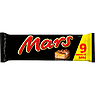 Mars Chocolate Snack Size Bars Multipack 9 x 33.8g