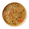 Pret Chicken, Broccoli & Brown Rice Soup