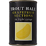 Trout Hall Grapefruit Sections in Light Syrup 298g