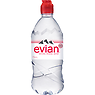 evian Still Natural Mineral Water 750ml