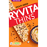 Ryvita Thins Multi-Seed Flatbreads 125g