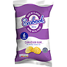 Seabrook Crinkle Crisps Canadian Ham Flavour 6 x 25g Gluten Free