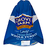 Grove Farm Large Fresh Irish Whole Turkey with Giblets