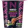 Naked Noodle Egg Noodles Cantonese Hoisin Duck 78g