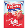Chivers Sugar Free Strawberry Flavour Jelly Crystals 11.5g