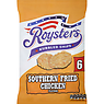 Roysters Bubbled Chips Southern Fried Chicken Flavour 6 x 28g