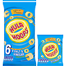 Hula Hoops Salt & Vinegar Flavour Potato Rings 6 x 24g