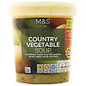 M&S Country Vegetable Soup 600g