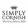 Simply Cornish Luxurious Strawberries & Clotted Cream Shortbread 200g