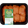 Shahada Halal Skinless Chicken Thighs with Tikka Masala Glaze 887g