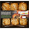 Delisante 6 Handcrafted Pork & Apple Sausage Rolls 660g