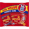Variety Bag 317.6g Maryland Mini Chocolate Chip Cookies