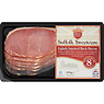 Suffolk Crown Suffolk Sweetcure Lightly Smoked Back Bacon 200g
