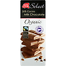 SuperCook Select 35% Cocoa Milk Chocolate Organic 120g