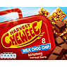 Harvest Cheweee 8 Milk Choc Chip Scrummy Cereal Bars 176g