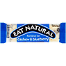 Eat Natural Fruit & Nut Bar Cashew & Blueberry with a Yoghurt Coating 45g