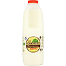 Country Life Organic Skimmed Milk 2 Pints/1.136 Litres