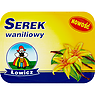Lowicz Vanilla Flavour Soft Cheese 150g