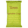 Glennans The Vegetable Crisp Company Hand Cooked Vegetable Crisps with Sea Salt 100g