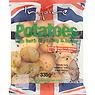 Inspire Potatoes with Herb Dressing & Butter 335g