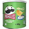 Pringles Sour Cream & Onion Crisps 40g