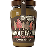Whole Earth Crunchy Dark Roasted Peanut Butter 340g