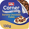 Muller Corner Banana Yogurt with Chocolate Flakes 130g