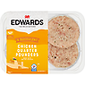 Edwards of Conwy 4 Quarter Pound Chicken Burgers 454g