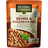 Seeds of Change Organic Quinoa & Wholegrain Rice with a Hint of Garlic 240g