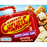 Harvest Cheweee 8 White Choc Chip Scrummy Cereal Bars 176g