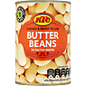 KTC Butter Beans in Salted Water 400g