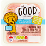 The Good Little Company 8 Outdoor Bred Cooked Ham Slices 100g