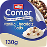 Muller Corner Vanilla Yogurt with Chocolate Balls 130g