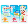 Munch Bunch Apricot, Raspberry and Strawberry Fromage Frais with Fruit Puree 6 x 42g (252g) Apricot