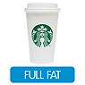 Starbucks Flat White (Whole Milk)