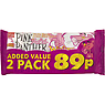 Rivington Pink Panther Wafers 2 Pack