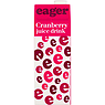 Eager Naturally Sweetened Cranberry Juice Drink 1 Litre