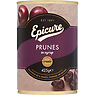 Epicure Prunes in Syrup 425g