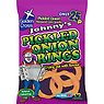 Golden Cross Johnny's Pickled Onion Rings Pickled Onion Flavoured Corn Snacks 22g