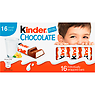 Kinder Small Chocolate Bars Multipack 16 x 12.5g (200g)