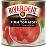Riverdene Peeled Plum Tomatoes in Rich Tomato Juice 2.55kg