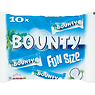 Bounty Coconut Milk Chocolate Fun Size 10 x 303g