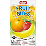 Shefa Fruit Bites Naturally Flavored Strawberry, Banana, Orange Blend Fruit Snacks 8 Pouches 136g