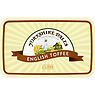 Yorkshire Dales Old Fashioned Dairy Ice Cream English Toffee 2 Litre