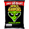 Space Raiders Pickled Onion Flavour Cosmic Corn Snacks 20g