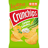 Lorenz Crunships Onion Crisps 140g