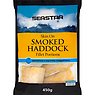Seastar Skin On Smoked Haddock Fillet Portions 450g