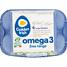 Golden Irish Omega 3 Free Range 6 Large/Medium Eggs