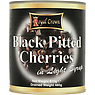 Royal Crown Black Pitted Cherries in Light Syrup 810g