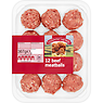 Country Menus 12 Beef Meatballs 367g